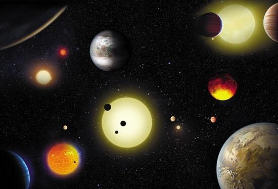 話說宇宙 - 行星