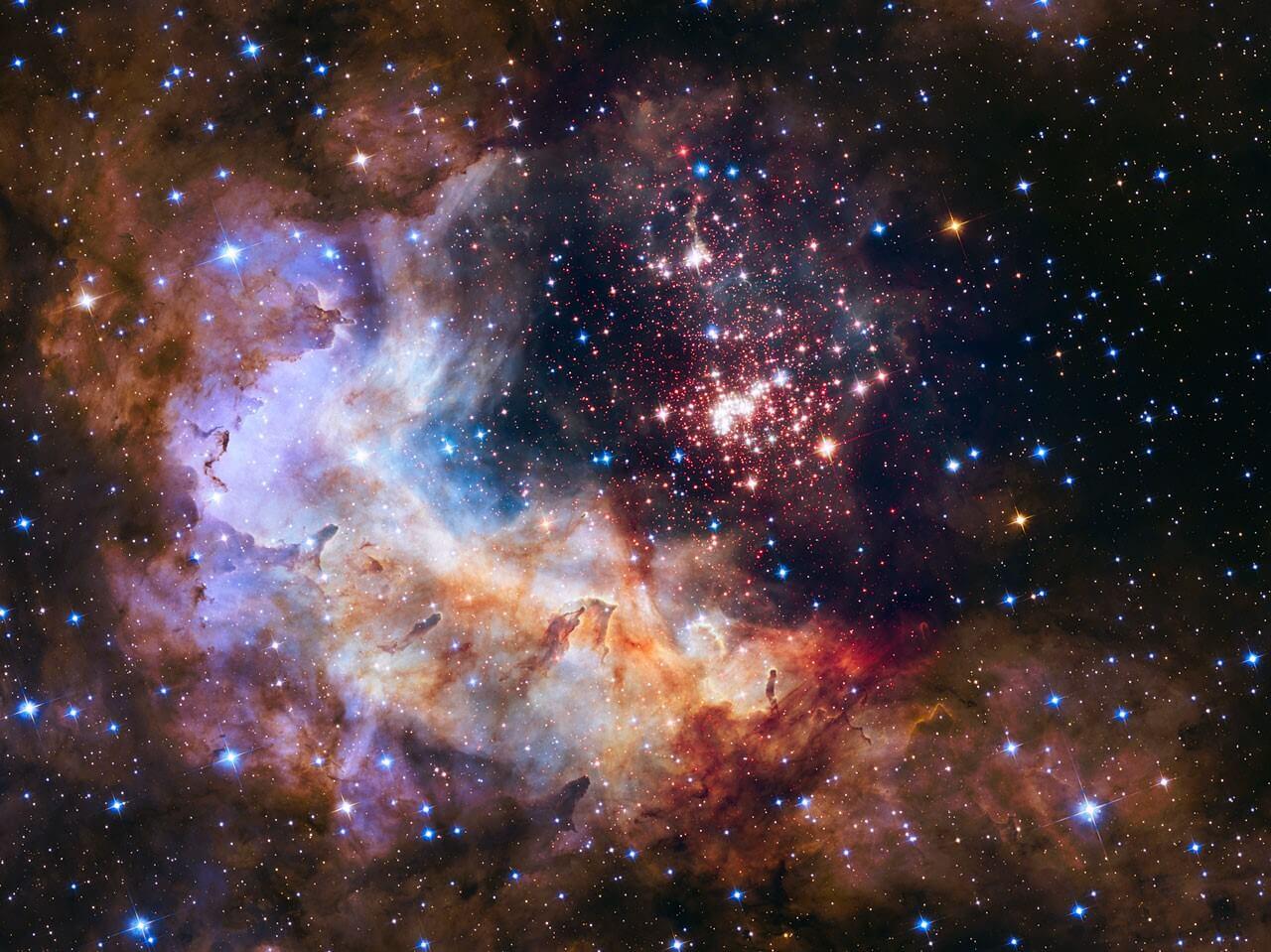 話說宇宙 - 恆星集團