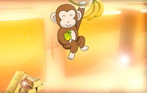 貪婪的猴子