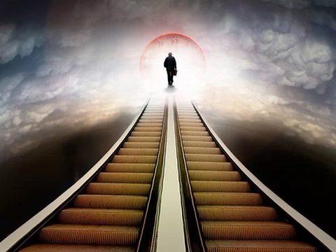佛教與人生 — 空中遐想