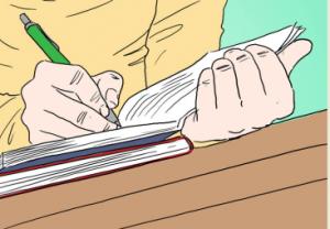 為什麼現在寫文章的題材重複了,靈感變少了