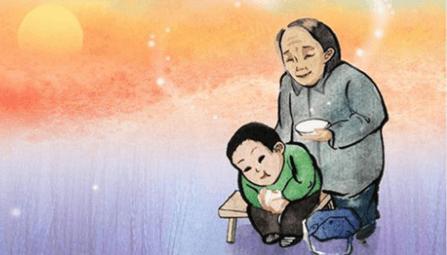福慧佛系: 清明 - 外婆的點滴