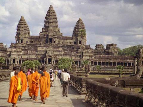 福慧佛系 - 柬埔寨之旅